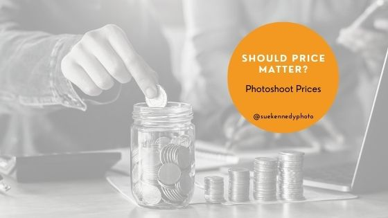 Should the cost of professional photos be the main consideration?