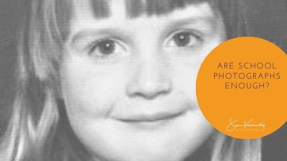 Are school photographs enough?