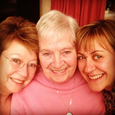 3 generations - Mother, Grandmother & daughter