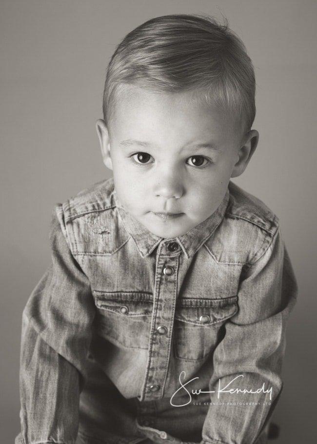 Children's portraiture example