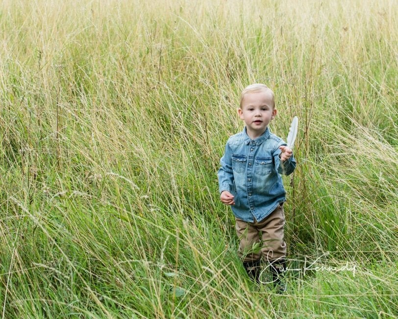 Kids, Families and the outdoors = an opportunity for outdoor portrait photography