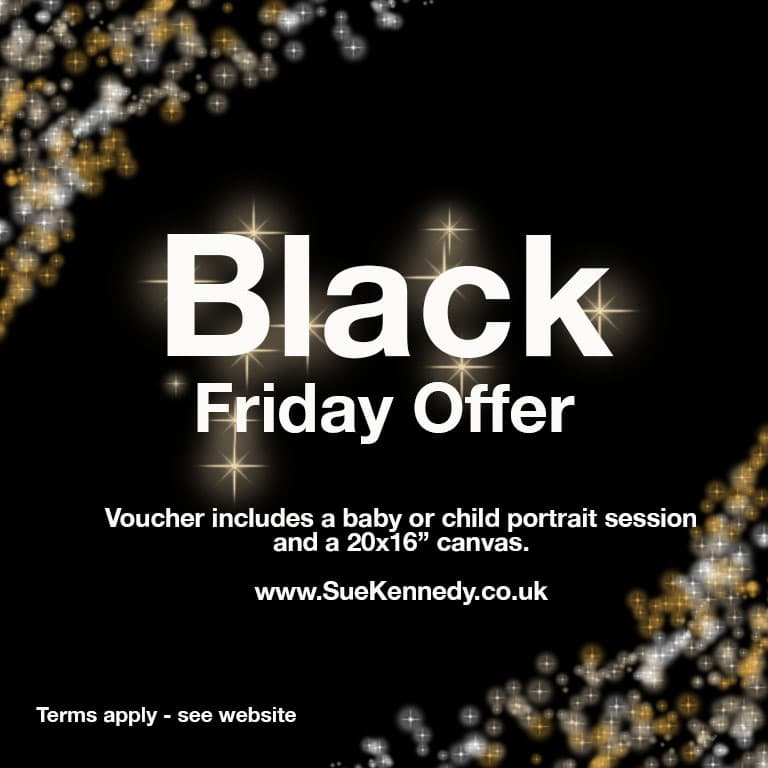 Black Friday offer from Sue Kennedy Photography