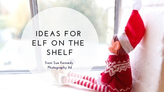 Ideas for Elf on the Shelf