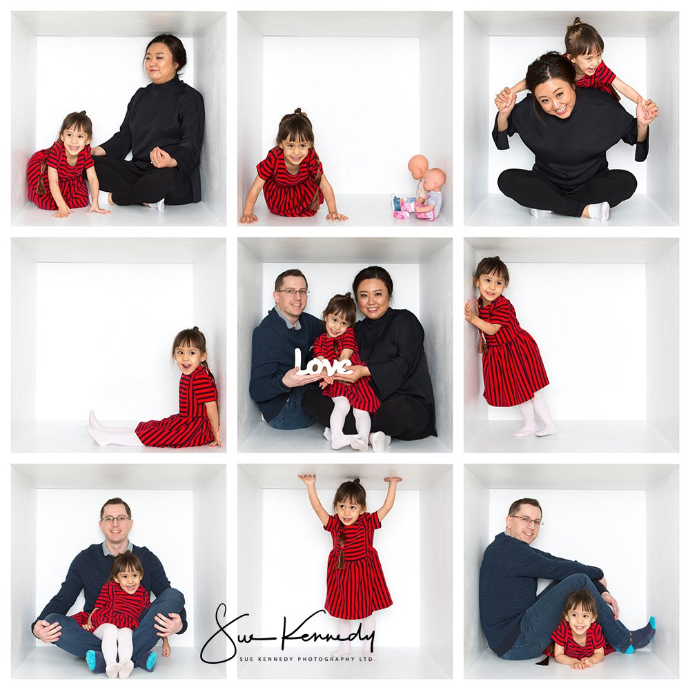 Portrait photography of Children by Sue Kennedy Photography ltd