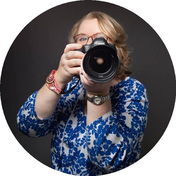 Headshot of Sue Kennedy Photography