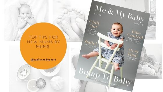 Top Tips for New Mums by Mums