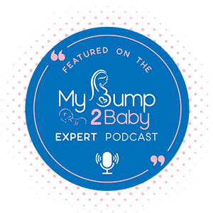 Expert podcast badge graphic