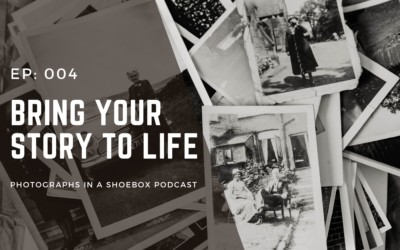Ep. 004: Bring your story to life